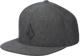 Volcom Stone Tech 110 (Charcoal Heather) Caps