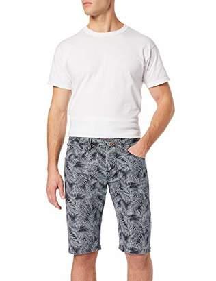 Pepe Jeans Men's Cash Short Leaf Swim,(Size: 28)
