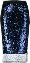 By Malene Birger 'Mandias' skirt - women - Polyester/Spandex/Elastane/Viscose/Elastolefin - XS