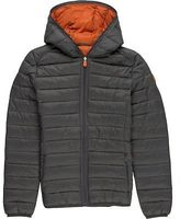 Save The Duck Giga Hooded Insulated Jacket - Boys'