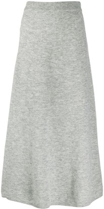 Nanushka A-Line Skirt