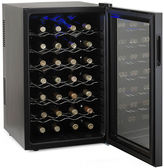 JCPenney WINE ENTHUSIAST Wine Enthusiast Silent 28-Bottle Wine Cooler