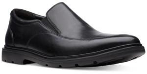 Bostonian Men's Luglite Step Moc-Toe Waterproof Dress Casual Slip-Ons Men's Shoes