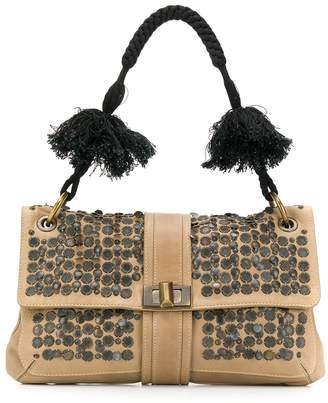Lanvin Pre-Owned '2000s embellished bag