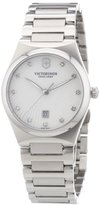 Victorinox Women's Quartz Watch Classic Victoria 241535 with Metal Strap