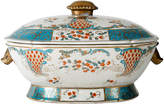 One Kings Lane Vintage Porcelain Tureen with Lid