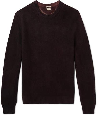 Massimo Alba Watercolour-Dyed Cashmere Sweater