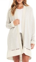 Michael Stars Women's Open Terry Cardigan