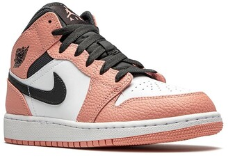 Nike Kids TEEN Air jordan 1 MID sneakers