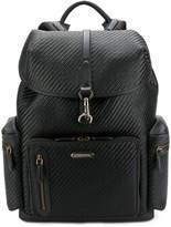 Z Zegna multi-pocket backpack