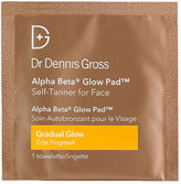 DR DENNIS GROSS Alpha Beta Glow Pad Gradual Glow - 20 Application Packettes