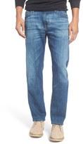 AG Jeans Graduate Slim Straight Leg Jeans (Spring)