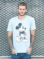 Junk Food Clothing Mickey Mouse Destroyed Tee-sky-xxs