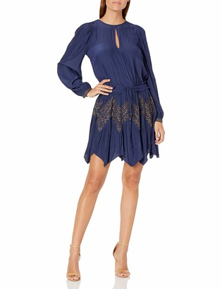 Ramy Brook Women's Hanna Embellished Mini Dress