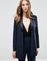 Asos Longline Tux Jacket
