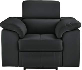 Argos Home Valencia Leather Power Recliner Chair