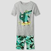 Cat & Jack Boys Tight Fit Pajamas Cat & Jack - Grey