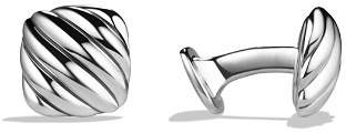 David Yurman Cable Cushion Cufflinks
