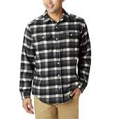 Columbia Men's Deschutes River Heavyweight Flannel