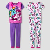 My Little Pony Girls' Pajama Set - Purple