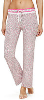 Kensie Animal-Print Jersey Sleep Pants