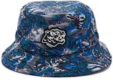 Kenzo Men's Blue Tiger Bucket Hat Multi
