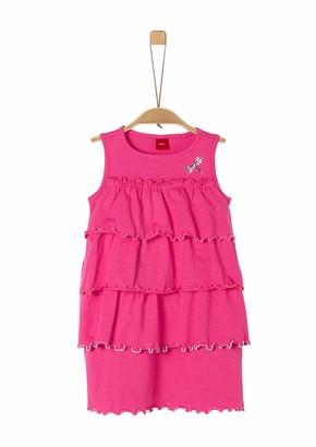 S'Oliver Girls' Sommerkleid Playwear Dress