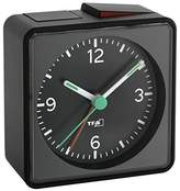 La Crosse Technology 60.1013.01 Push Electronic Alarm Clock, Black