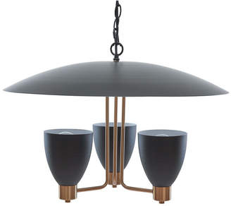 Southern Enterprises Ember Contemporary Pendant Lamp
