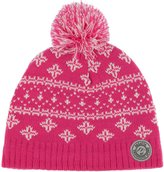 Regatta Childrens/Kids Fairisle Snowflake Design Winter Hat