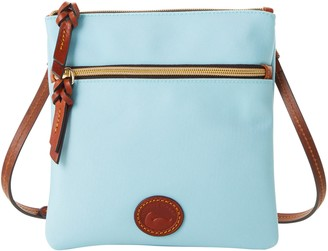 Dooney & Bourke Nylon Double Zip Crossbody
