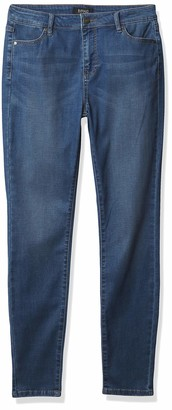 Buffalo David Bitton Women's Faith Mid Rise Skinny Jean