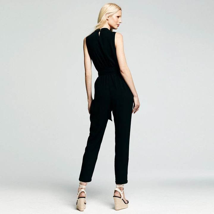 Peter Som for designation solid tapered jumpsuit - women's