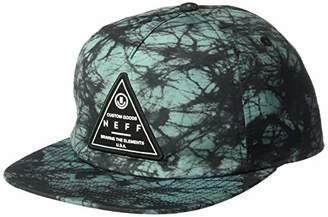 Neff Men's X Wavy Adjustable Snapback Hat