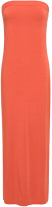 Enza Costa Strapless Stretch-jersey Maxi Dress