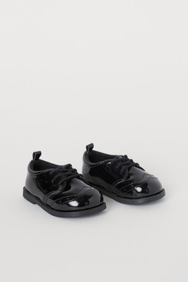 H&M Patent Shoes - Black