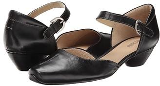 Josef Seibel Tina 17 (Black Equipe) Women's 1-2 inch heel Shoes