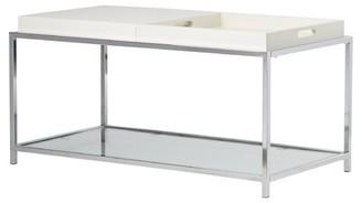 Stetson Zipcode Design 3 Piece Coffee Table Set Zipcode Design Color: White