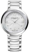 Baume & Mercier Promesse 10178 Stainless Steel Bracelet Watch