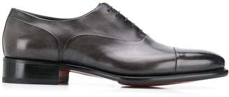 Santoni formal derby shoes