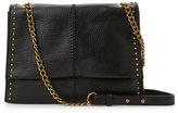 Badgley Mischka Black Zoe Shoulder Bag