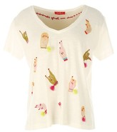 Rene Derhy Printed Short-Sleeved T-Shirt