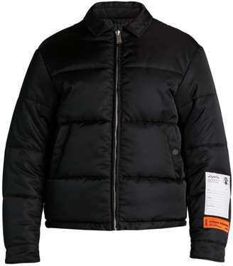 Heron Preston Nylon Puffer Jacket