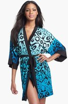 Jonquil In Bloom by 'Ombré Scroll' Robe