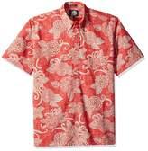 Reyn Spooner Men's Spooner Kloth Classic Fit Pullover Hawaiian Shirt