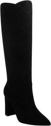 Marc Fisher Uday Suede Boot
