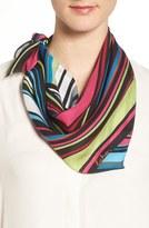Echo Women's Stripe Silk Scarf
