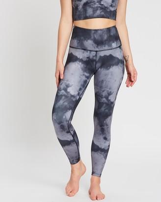 Beyond Yoga Lux High-Waisted Midi Leggings