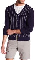 Gant Pinstripe Cardigan