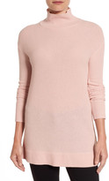 Halogen Mock Turtleneck Sweater (Regular & Petite)